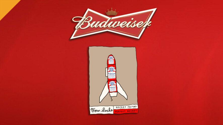 Budweiser kupuje nazwę domeny Beer.eth za 30 ETH i NFT za 8 ETH