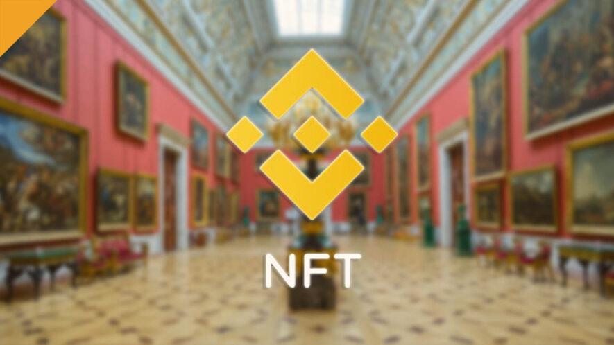 Największe muzeum sztuki na świecie współpracuje z Binance NFT