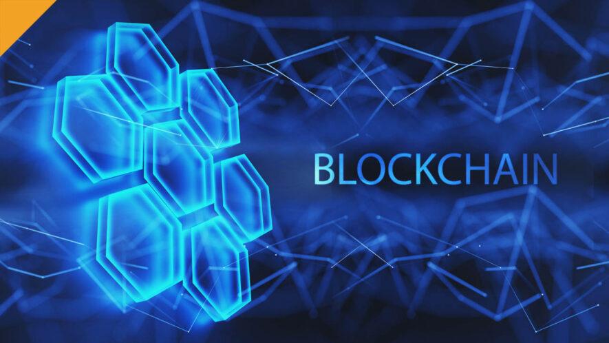 Historia technologii blockchain