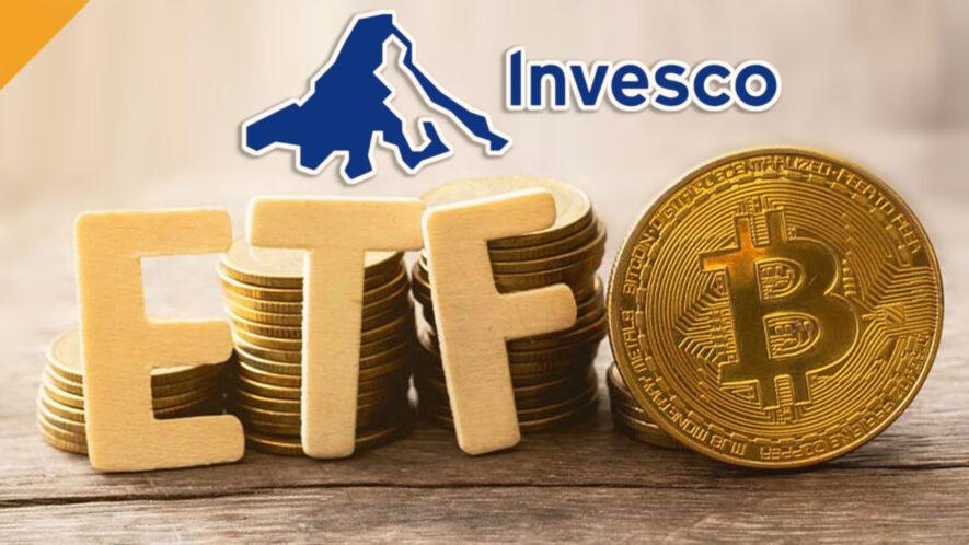 Invesco rejestruje bitcoinowy fundusz