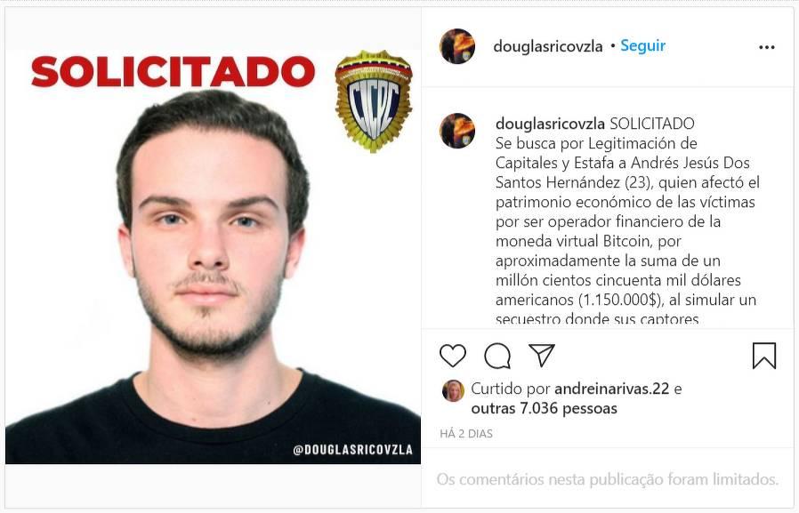 wenezuela porwanie kryptowaluty
