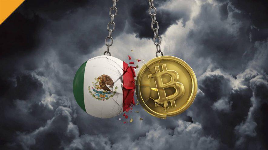 MEKSYK kryptowaluty bitcoin