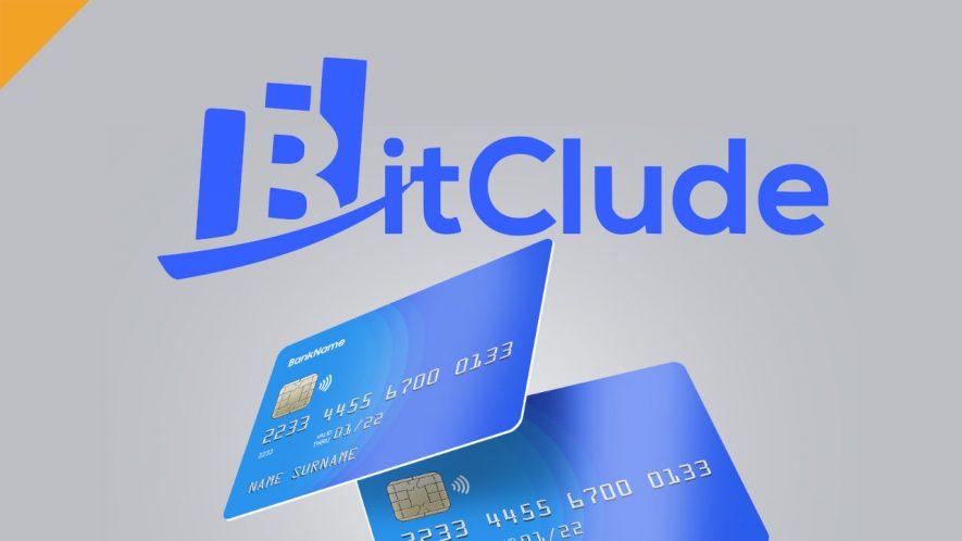 polska giełda kryptowalut bitclude wdrożyła obsługę kart VISA