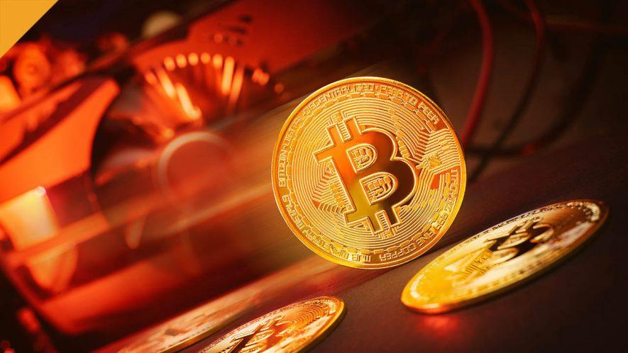 Rekordowe miesiące bitcoinowych górników w Ameryce Północnej