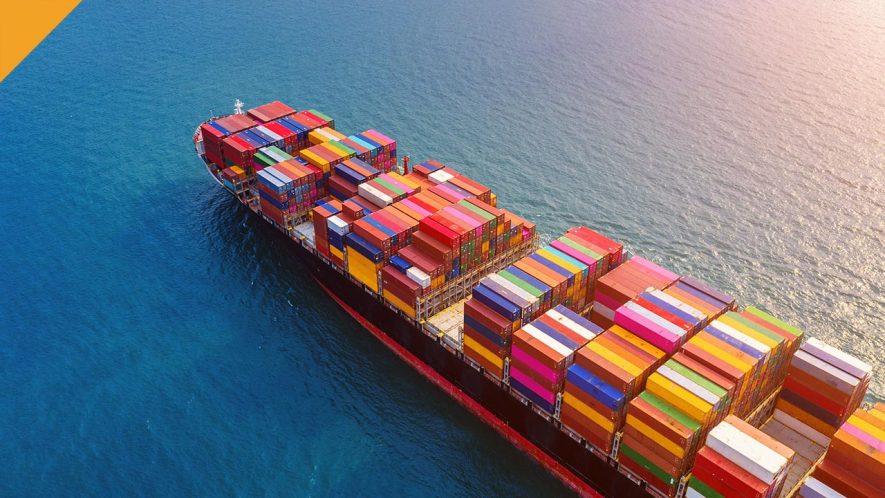 Nowa platforma blockchain może potencjalnie śledzić ponad 30% wszystkich ładunków morskich