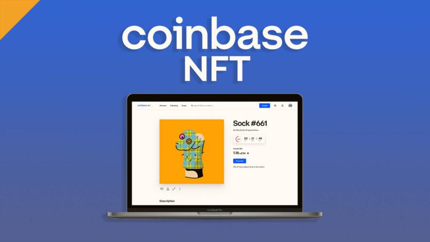 Coinbase uruchomi własną platformę NFT