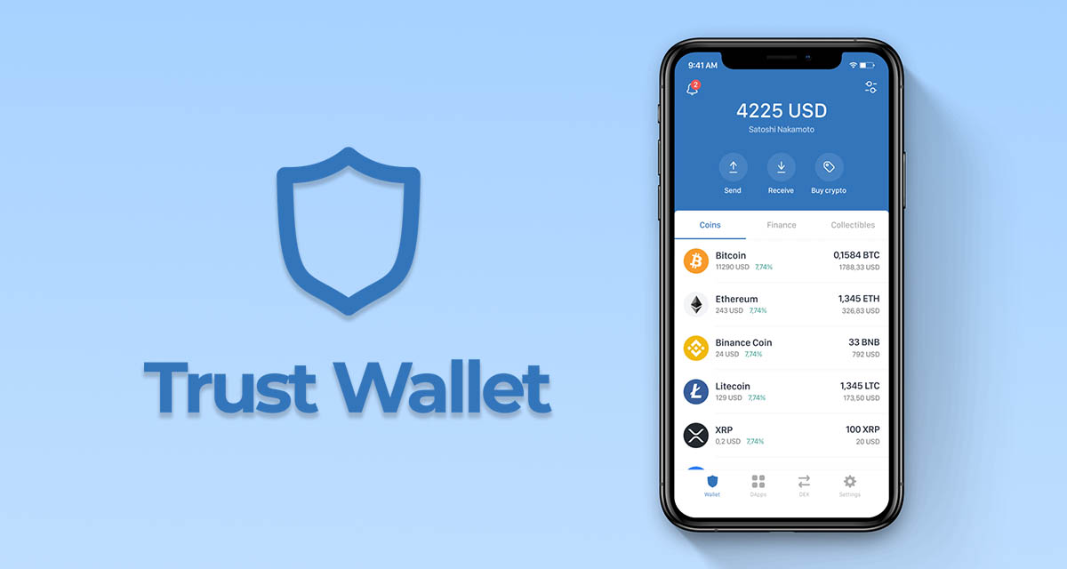 Trust wallet czy MetaMask
